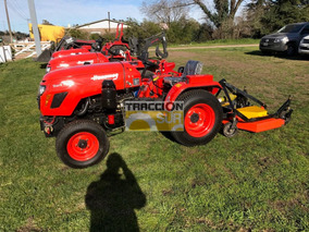 Tractores Hanomag 25 Hp Para Desmalezadora 1.20 Mt Nuevos