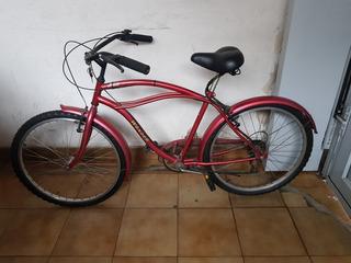 Bicicleta Playera Con Cambios