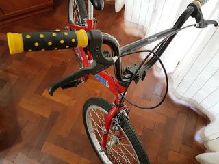 Bicicleta Gri Bom Rodado 14 Niño
