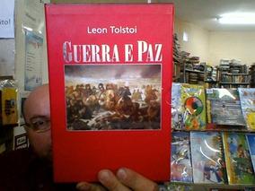 Livros Box Guerra E Paz Em 3 Volumes - Leon Tolstói