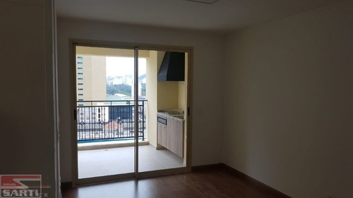 Imagem 1 de 12 de Apartamento  Novo - Santana - Sacada Gourmet  - St17141