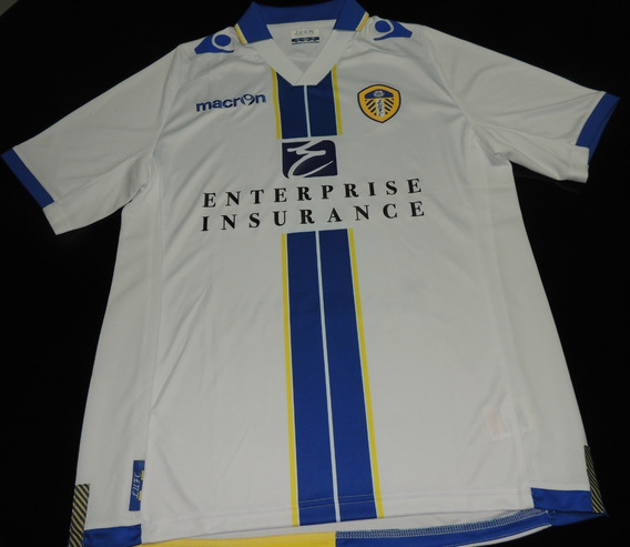Camisa Leeds United Home 2014 Tam. P Original