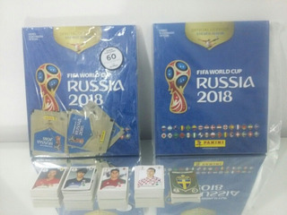 Album Figurinhas Copa Do Mundo 2018 Com 423 Figurinhas