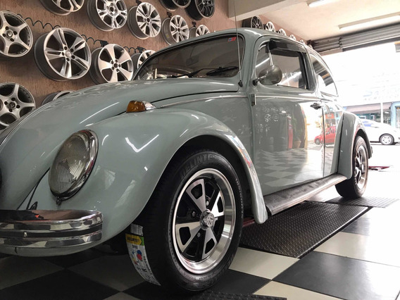 Volkswagen Fusca 1500 Garagem Retrô