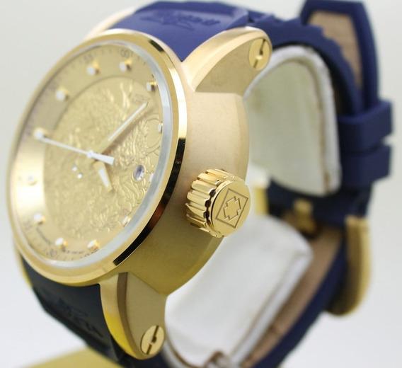 Relógio Samurai S1 Dragon - A Prova D