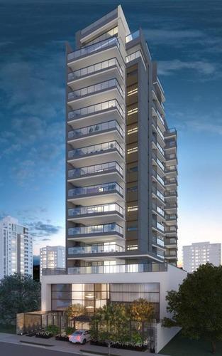 Apartamento Garden 84m² Com 2 Dormitórios No Campo Belo. - 14132