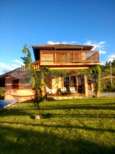 Chácara Com 2 Dormitórios À Venda, 45000 M² Por R$ 750.000,00 - Pouso Alto - Natividade Da Serra/sp - Ch0002
