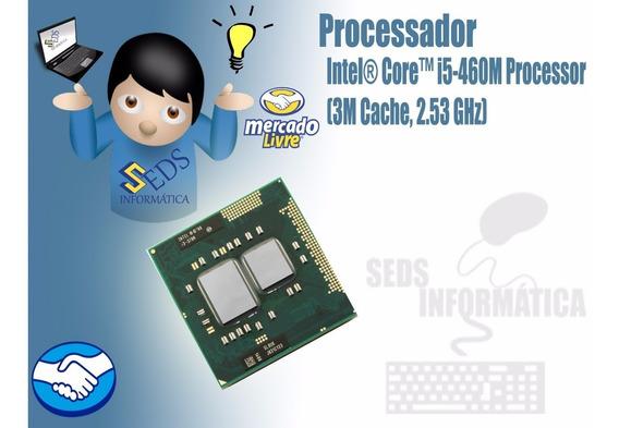 Intel® Core I5-460m Processor (3m Cache, 2.53 Ghz)