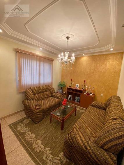 Casa Com 2 Dormitórios À Venda, 106 M² Por R$ 530.000,00 - Vila Castelar - Limeira/sp - Ca0353