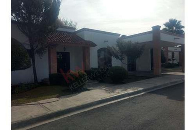 Casa En Renta Una Planta En Privada Puerta Del Sol Al Norte