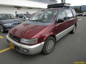 Mitsubishi Space Wagon Sedan