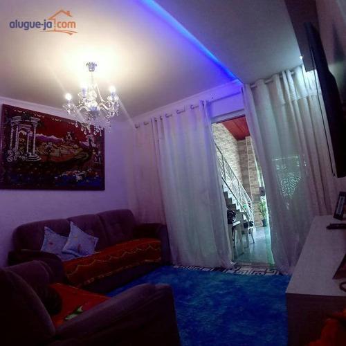 Casa À Venda, 180 M² Por R$ 390.000,00 - Parque Califórnia - Jacareí/sp - Ca3462