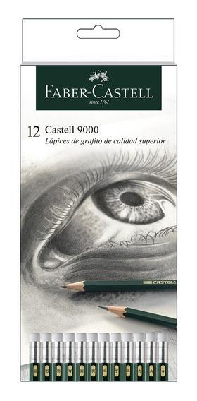 Lápiz Castellx12 Faber Castell
