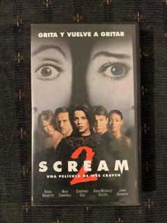 Scream 2 Vhs
