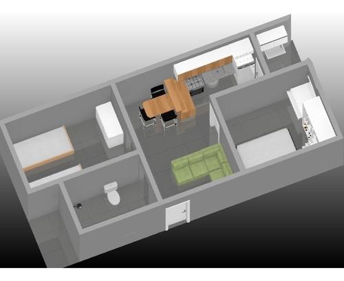 Imagem 1 de 2 de Projeto De Interiores E Plantas 3d, Ocupacao De Mobilia.