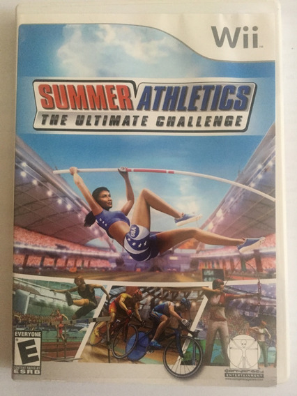 Summer Athletcs The Ultimate Challenge Nintendo Wii