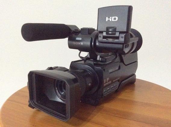 Sony Hxr-mc2000 - Filmadora Profissional