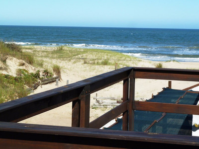 Alquiler Para 2 Y 4 Personas Con Vista Al Mar Sobre La Playa