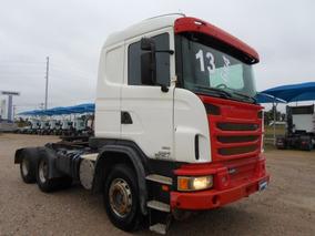 Scania G440 6x4 2013/2013 413.372km Jsl S/a