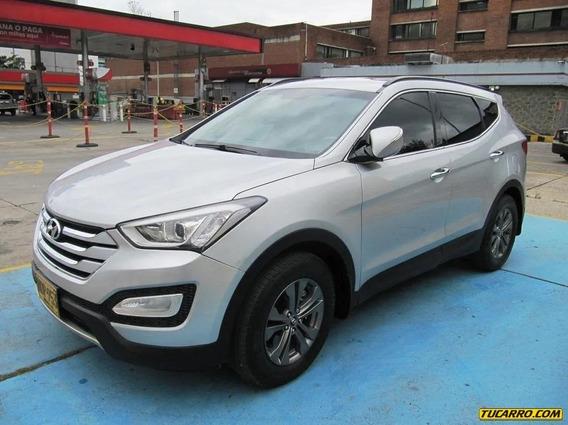 Hyundai Santa Fe Gls 2000cc At Aa 7psj