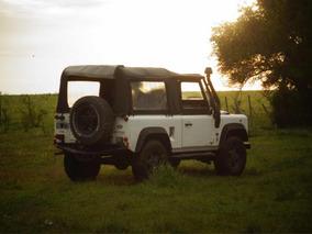 Land Rover Defender 2.5 90 Soft Top 1997