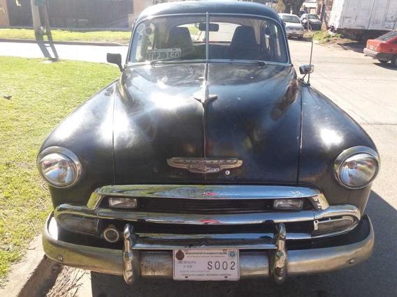 Chevrolet Style 1952