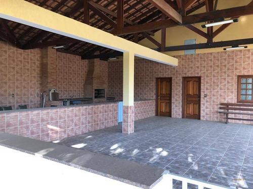Chácara, Condomínio Sete Quedas - Itu Sp - Ch0153