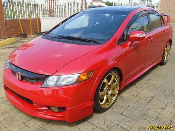 Honda Civic Si - Sincronica