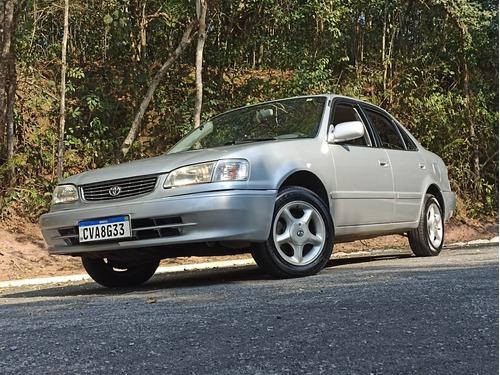 Imagem 1 de 8 de Toyota Corolla 2000 1.8 16v Xei Aut. 4p
