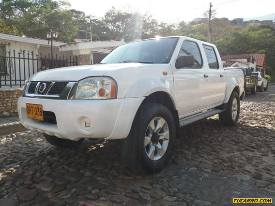 Nissan Frontier Ax 4x4 2400icc Mt Aa Ab Dh