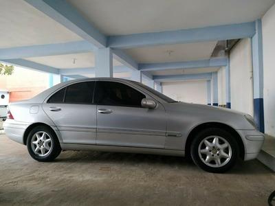 Mercedes Benz Clase C220 Cdi Diesel 2001!