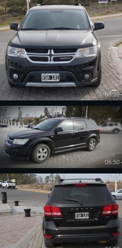 Imagen 1 de 1 de Dodge Journey 2011 2.4 Sxt Atx Techo 3filas