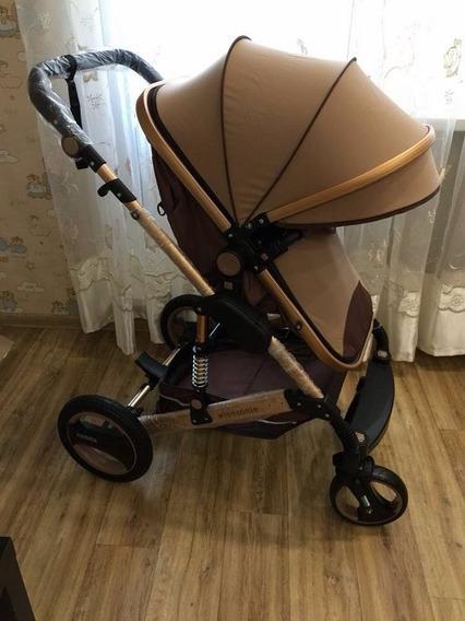 Confort Baby Stroller Car Moises Berco Luxo Importado Beleco