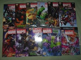 Universo Marvel 4° Série Panini (3 Hqs Por 21 Reais)