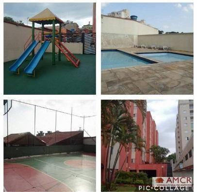 Apartamento Com 2 Dormitórios À Venda, 54 M² Por R$ 245.000,00 - Vila Curuçá - São Paulo/sp - Ap0867