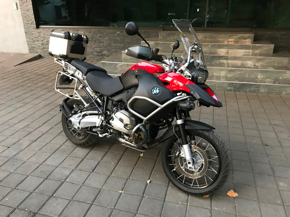 Bmw 1200gs Adventure Impecable 2012 (nuevecita)