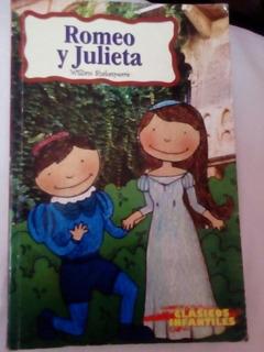 Libro De Romeo Y Julieta Animada