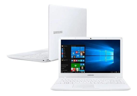 Notebook Samsung Branco Intel Core I3 6ger 4gb 1tb Promoção