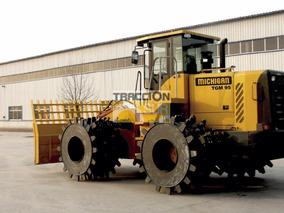 Topadoras Compactadora De Residuos Michigan 20.000kg