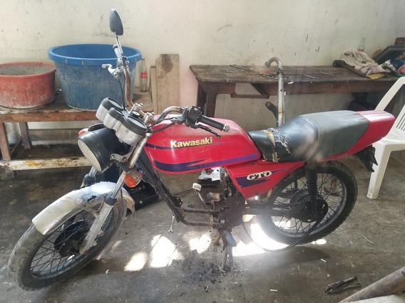 Kawasaki Gto Speedster 125cc
