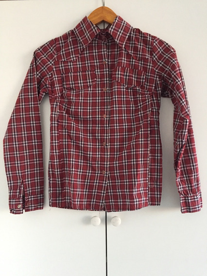 Camisa Cuadros Escoceses Ossira.