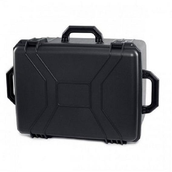 Maleta Case Plástica Tanque - Preta