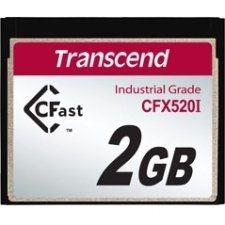 Cartão De Memória Cfast 2gb Ts2gcfx520i Industrial Grade