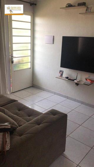 Casa Com 2 Dormitórios, 45 M² - Bonsucesso - Guarulhos/sp - Ca0221