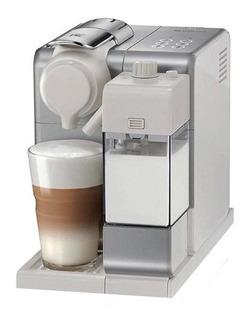 Máquina De Café Nespresso Lattissima Touch F521 Prata 220v