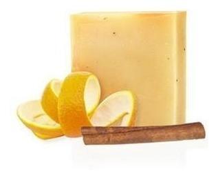 Jabones Aromatizantes Artesanales De Naranja Con Antioxidantes Botanicus