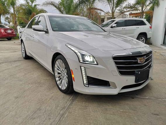 Cadillac Cts 4p Premium Sedan V6/3.6 Aut