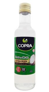 Óleo De Coco Extravirgem 250ml Copra