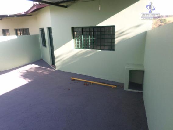 Casa Residencial Para Locação, Jardim Panorama, Valinhos. - Ca1587