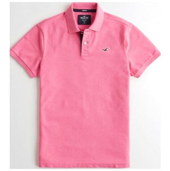Hollister Polo 100% Original
